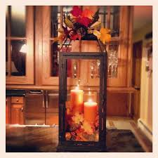 fall kitchen decorating ideas serendipity refined lantern and bittersweet simple fall