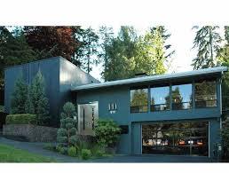 Small Split Level House Plans 25 Modern Split Level Home Designs Glass Walls Balcony Evening