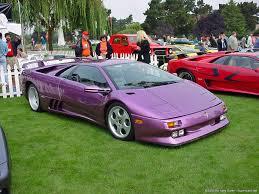 Lamborghini Murcielago Purple - fab wheels digest f w d 1993 lamborghini diablo se 30 for 30th