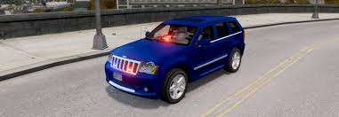 blue jeep grand cherokee srt8 2008 jeep grand cherokee srt8 unmarked gta iv galleries lcpdfr com