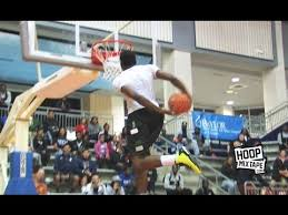 soma edo effortlessly destroys dunk contest at the thanksgiving