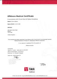 offshore medical