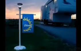 Solar Rv Awning Lights 8 Ways To Go Off The Grid While Rv Camping Camping Tourist