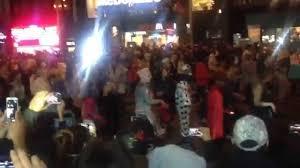 thriller new york halloween parade 2014 michael jackson youtube