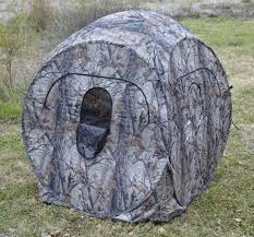 Pop Up Hunting Blinds Large Hunting Blind Pop Up Shooting House Bow Deer Turkey Ground