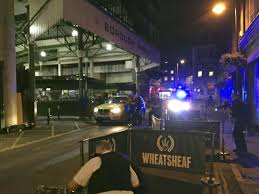 borough market stabbing the latest witness returns to site of london bridge attack
