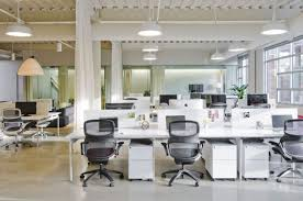 open office lighting design office and workspace designs smart shelves and lighting in the