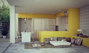 modern yellow kitchen 22 yellow accent kitchens that really shine