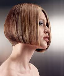 bob haircuts same length at back cut along the jawline gently tapered in back dimension