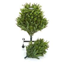 grow and stow 6 to 7 1 2 pre lit tree 8395341 hsn