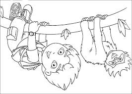12 diego coloring pages images diego