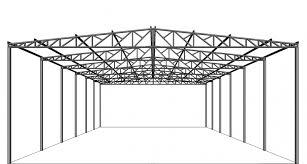 Muito Projetos de Estruturas Metálicas para Galpões em São Mateus  @LM02