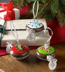 cupcake handmade ornaments diy