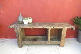 Etabli De Menuisier Ancien En Bois L U0027ancien Etabli Commodes Tables Et Buffets Vintage U2013 C U0027est Vintage