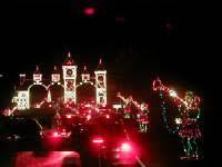 Tanglewood Festival Of Lights Jeanwellstravel Com Southern Samplings Holiday Winter Wonderland