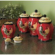 rooster kitchen canister sets 133 best rooster canisters images on canister sets