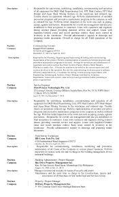 Job Description On Resume Cv And Resume The Same Eliolera Com