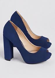 Cobalt Blue High Heels Heels Rue21