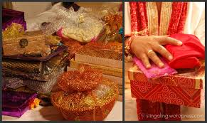 wedding gift exchange the wedding in india a simple of