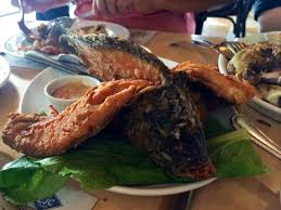 abe cuisine the best of kapangan cooking abe restaurant mandaluyong