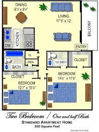 Marina Square Floor Plan Marina Vista Apartments For Rent Daytona Beach South Daytona
