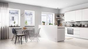 Light Kitchen Ideas Kitchen White Kitchen Ideas With Marble Mosaic Backsplash Also