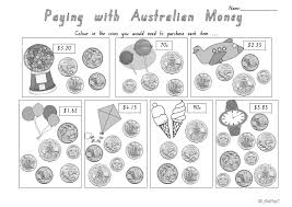 Coin Worksheets Esl Worksheets On Australian Money Mambomusic Us