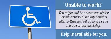 does getting laid off affect my social security application