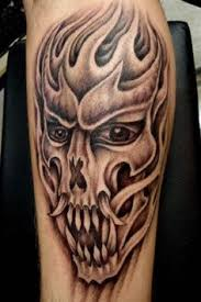 demon tattoos for men demon tattoos for men 6 evil ways