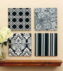 decorative crafts for home diy decorative wall panels with fabric or scrapbook paper diy home