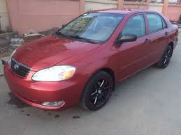 lexus saloon cars for sale in nigeria toyota corolla for sale in lagos nigeria