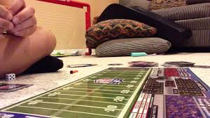 nfl game day board game youtube
