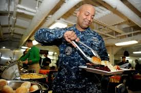 how the navy prepares thanksgiving for 500 in 5 easy to read
