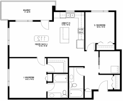 Condo Blueprints by Home Design Bedroom Expansive 2 Apartments Floor Plan Concrete