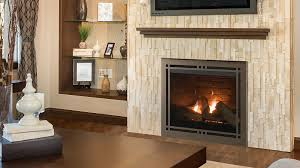meridian series direct vent gas fireplace majestic products