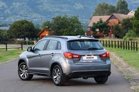 mitsubishi crossover models mitsubishi asx crossover refreshed for 2017 cars co za