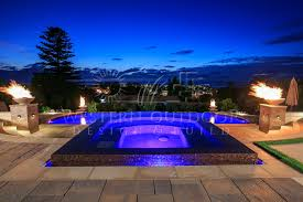 Custom Backyards Custom Pools Spas U0026 Vanishing Edge Pools And Spas Gallery 1