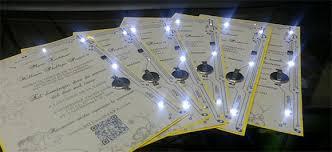 electronic wedding invitations really really geeky wedding invitations hackaday