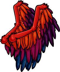 phoenix wings club penguin wiki fandom powered wikia
