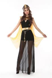 Egyptian Queen Halloween Costume Aliexpress Buy Halloween Cleopatra Ancient Egypt Queen