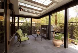 Patio Covers Seattle Patio Cover With Skylight Deck Contemporary With Deck Modern