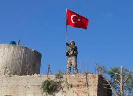 Soldier With Flag Anadolu Agency Eng On Twitter