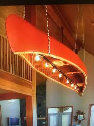 Red Light Fixture by Canoe Light Fixture Cabin Love Pinterest Canoeing Lights