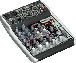 Mixing Table Behringer Xenyx Qx1002usb Console Table Mixer De Mixage Usb 10