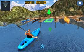 Kayak Flight Map Kayak Boat Racer Game 2108 3d Racing Simulator Android Apps On