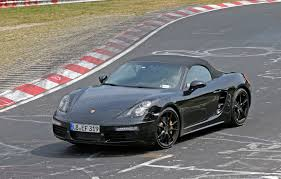 porsche truck 2006 porsche readies new 981 2 boxster and cayman with 4 cylinder