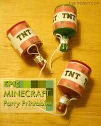 epic minecraft birthday party ideas meet penny