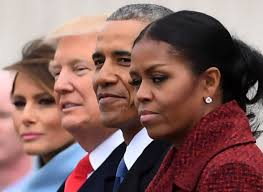 Side Eye Meme - michelle obama s side eye during donald trump inauguration becomes