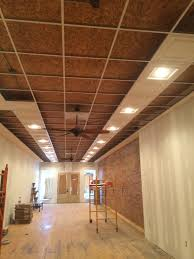 ceiling project before press board ceiling drop ceiling pvc