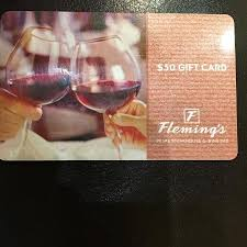 flemings gift card best new and used gift cards near richmond va